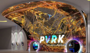Парк виртуальной реальности в Дубае