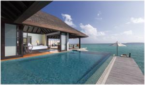 Курорт Outrigger Maldives представляет Grand Konotta Villa