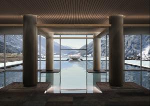 Открытие нового курорта Lefay Resort & Spa Dolomiti