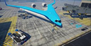 KLM готовит революцию в пассажирской авиации 21 века