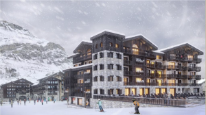 Грандиозное открытие нового отеля Mademoiselle Val d'Isère группы Airelles Collection