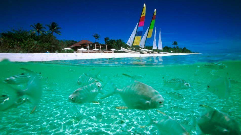 Любимый остров мировых звезд! Восхитительная красота